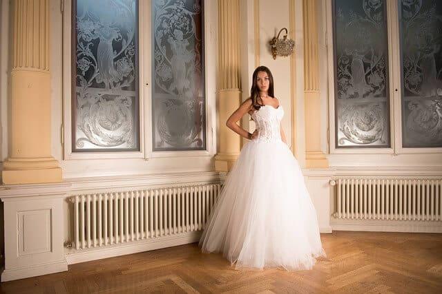 כלה בחתונה